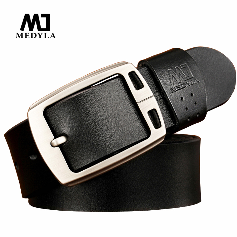 MEDYLA fashion design cow genuine leather 2016 new