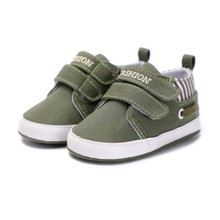 US $1.9 15% OFF|New Baby Boys Girls Canvas Shoes High Quality Two Strap Newborn Baby Toddler Fashion First Walkers For 0 18 Month-in First Walkers from Mother & Kids on Aliexpress.com | Alibaba Group
