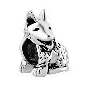 Darmowa wysyłka Nowy zwierząt charm koraliki biżuteria DIY cute dog charm koraliki amulet Naszyjnik Pandora Bransoletka Pasuje