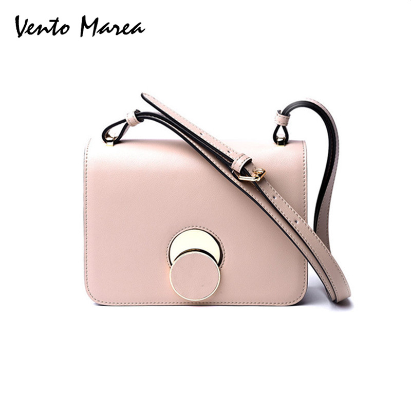 Crossbody Bag Handbag 2018 New Brand Designer Messenger Bags Genuine Leather Bags For Women Female Fashion Woman Bag Shoulder цена