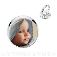 Custom Custom แหวน Photo Mum Dad (China)