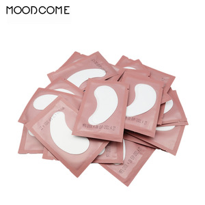 Eye Pads 50/100 Eyelash Under Eye Pads Lint Free Patches For Eyelash Extension Supplies Lash Extension For Professionals Tools