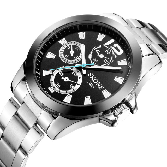 men dress shipping titanium product seiko quartz watches mens blue s watch jewelry free
