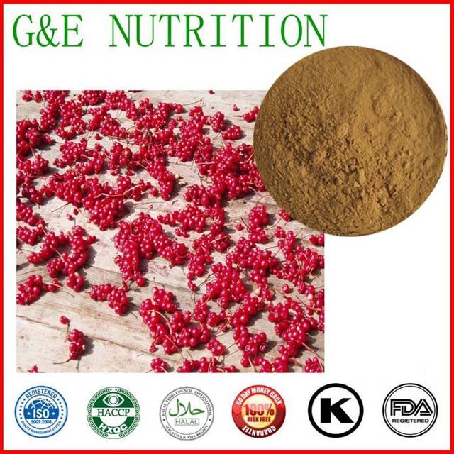 100g de alta qualidade Schisandra chinensis/Frutas Magnoliavine Chinês/Schisandra Extrato com o melhor preço e frete grátis