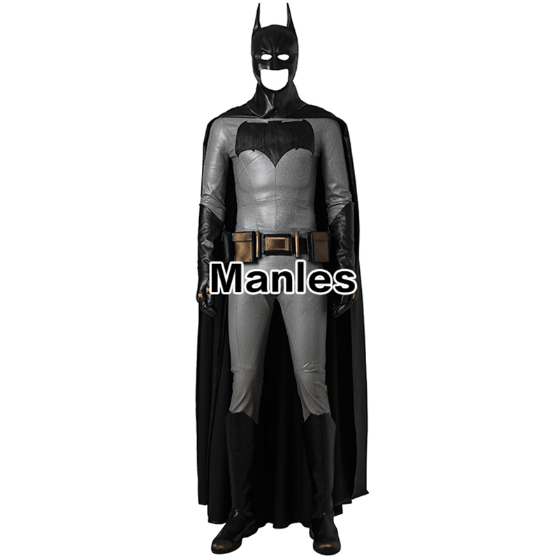 Batman V Superman Dawn Of Justice Batman Cosplay Costume Superhero Bruce Wayne Halloween Movie Adult Men Accessories Only Cloak