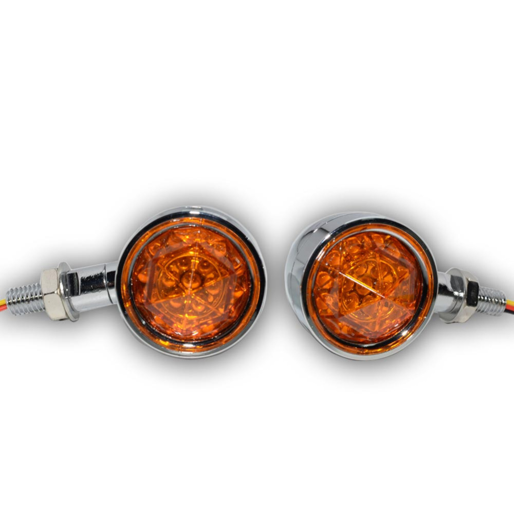 Aliexpress.com : 4 Drähte Gelb Rot Strahl LED Brems Blinker ...