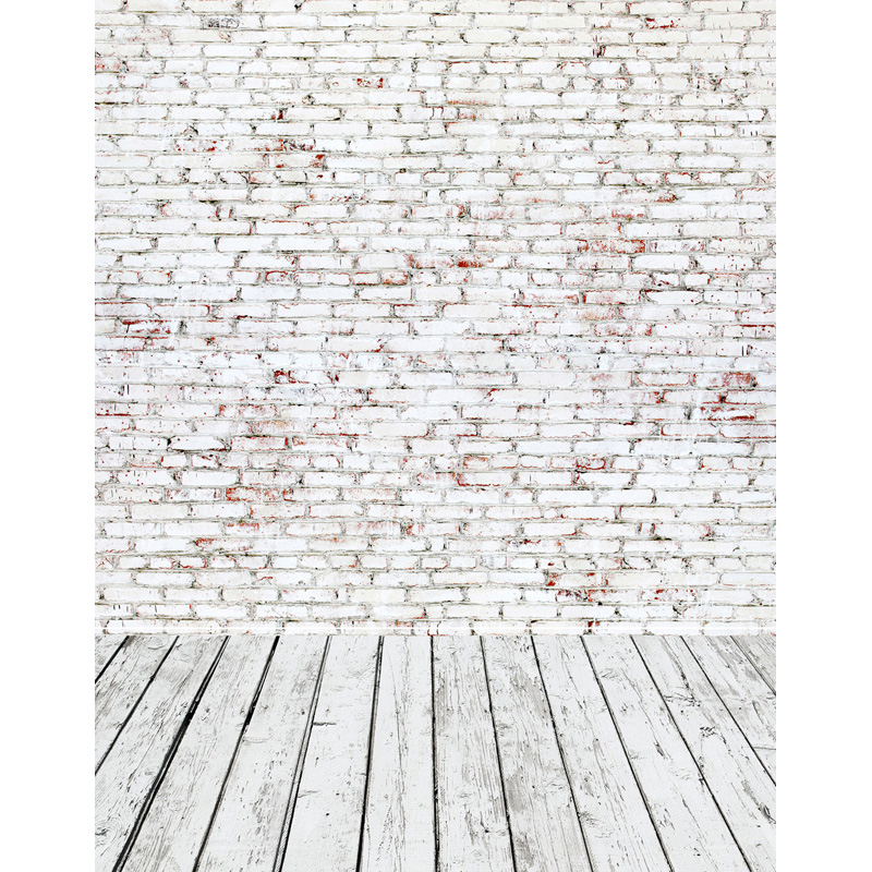 Custom vinyl cloth print 3 D art brick wall photo studio backgrounds for model photography photographic backdrops props S-2567 7x5ft vinyl photography background white brick wall for studio photo props photographic backdrops cloth 2 1mx1 5m