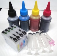 LC133 LC 133 refill cartridge for Brother MFC- J470DW J650DW J870DW J4410DW J4510DW J4710DW with ARC chip 400ml ink
