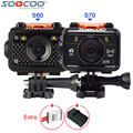 Original SOOCOO S Series Action Camera S70 /S60/S60B Wifi Waterproof Remote Control Sport DV+Extra 1Pcs Battery+Battery Charger