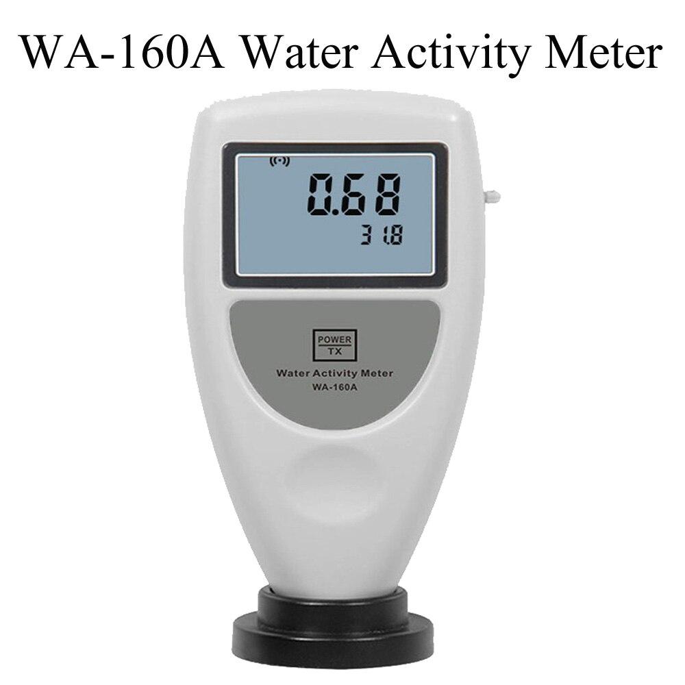 WA-160A Attività Dell'acqua Metro, di Mais/pane/torta cibo attività dell'acqua meter Analyzer Acqua strumenti di trasporto libero