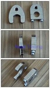 Image 3 - Adaptateur pour kits doutils de réparation pour diesel CAT C13, Caterpillar, moyen pression, injecteur à rampe commune, pince C13 C15, outil de démontage