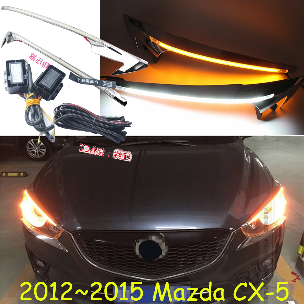CX-5 daytime light,2012~2016;Free ship!LED,CX-5 fog light,CX5,CX 5,AXELA,Atenza,CX-5 mazd6 atenza taillight sedan car 2014 2016 free ship led 4pcs set atenza rear light atenza fog light mazd 6 atenza axela cx 5