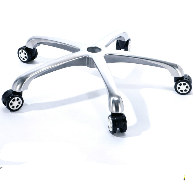 Chair Base Office Computer Swivel Lifting Chair Aluminum Alloy Five-star Foot Chair Chassis Office Furniture Accessories