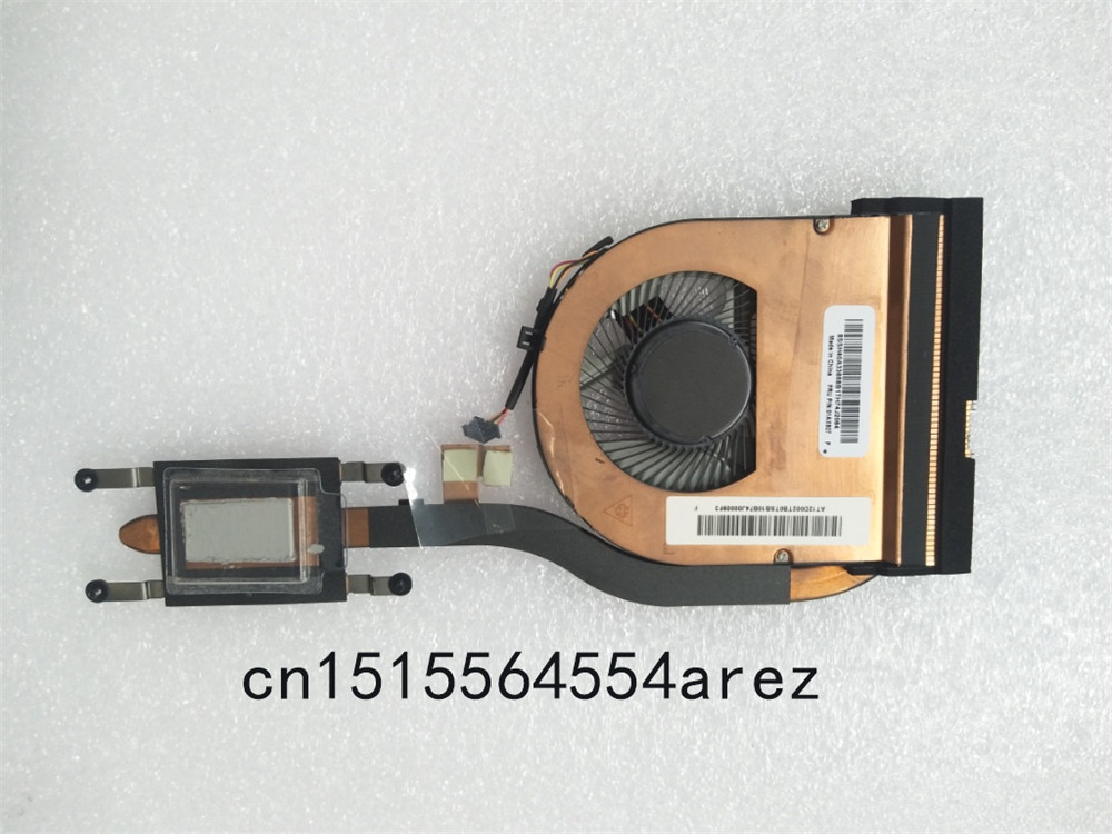 Original laptop Lenovo THINKPAD T470 CPU Cooling UMA Fan, Heatsink Assembly Radiator Cooler 01AX926 01AX927 01AX928 соль для ванны la bruket la bruket la084luhf031