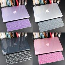 Crystal Hard Case For Macbook