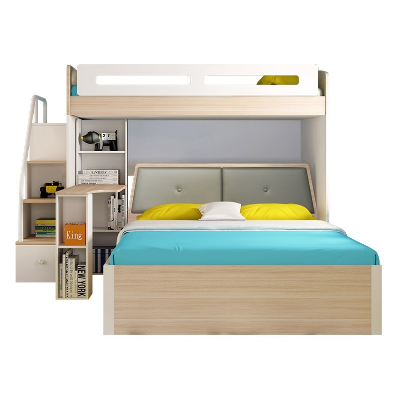 Bett Frame Home Room Deck Quarto Recamaras Letto A Castello bedroom Furniture Cama Moderna Mueble De Dormitorio Double Bunk Bed