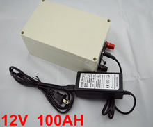 Free shipping Electric Bicycle Battery Deep cycle agm battery 12v 100ah / 12v 100ah solar battery / 12v 100ah ups battery