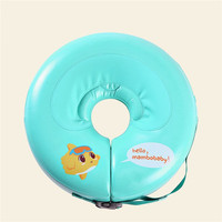 Solid Baby Swimming Neck Ring Baby Neck Float Flot Adores Para Piscina Swim Trainer Infant Neck Float Baby Swimming Accessories