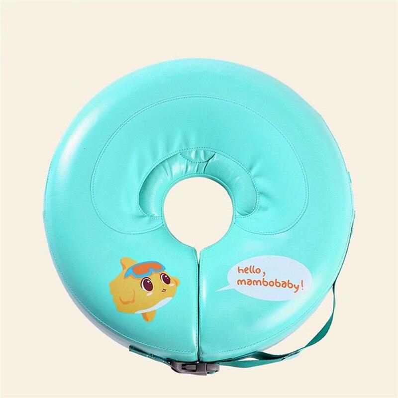 Solide bébé natation cou anneau bébé cou flotteur Flot Adores Para Piscina natation formateur infantile cou flotteur bébé natation accessoires
