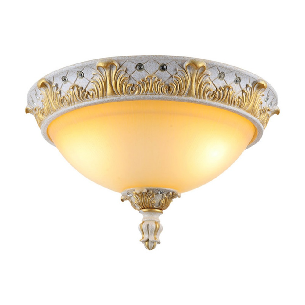 European Style Retro Ceiling Light