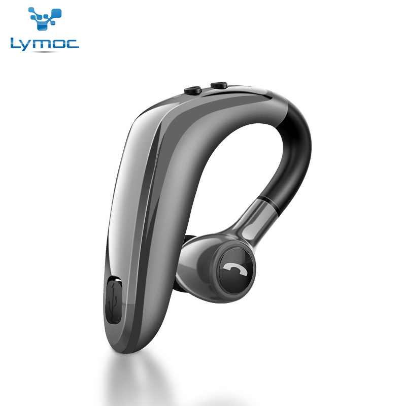 Lymoc Neue Bluetooth Headsets 5,0 Kopfhörer Schnelle Ladegerät <font><b>Workout</b></font> 20 Stunden Noise Cancelling Stereo HD Mic Für iPhone Huawei Xiaomi image