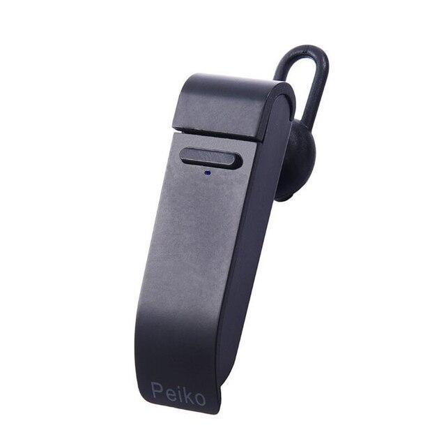 Peiko Smart Dual Mode Vertalen Oordopjes Draadloze Bluetooth Oortelefoon 23 Talen Vertaling Voor reizen en Zakelijke Headset