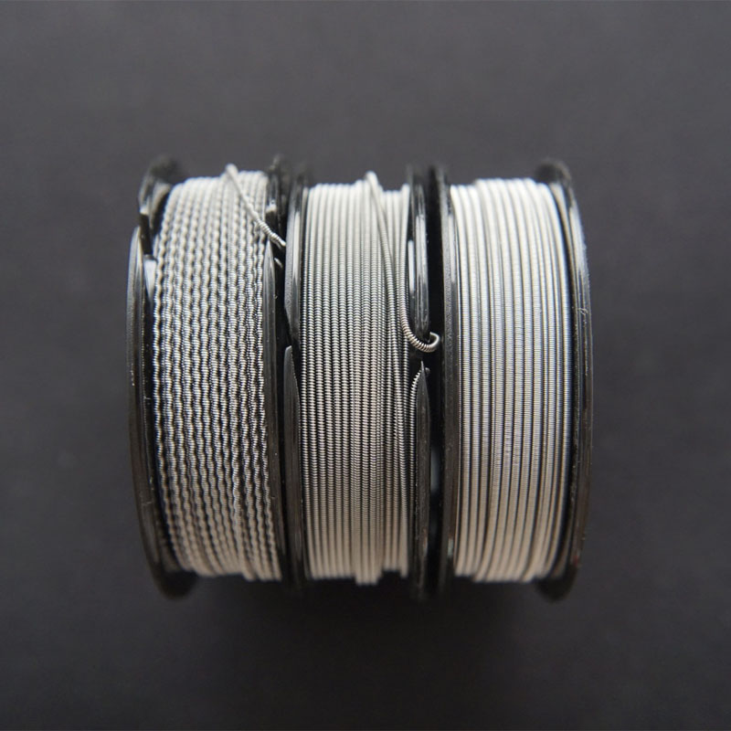 SEA WOLF A1 Resistance Wire Alien Fused Clapton Wire 15 Feet Wires Electronic Cigarette Accessories For RDA