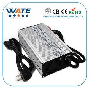 Зарядное устройство 58,8 в 10 А 58,8 в 10 А для литиевых батарей 48 В, зарядное устройство 58,8в 10 А