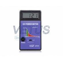 Быстрая доставка Новый LS123 УФ Измеритель Мощности Тестер; Спектральный Длина Волны Измеритель Мощности 260nm-380nm