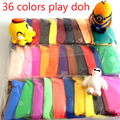 Hot Sale Colors Playdough Light Soft magnetic Polymer Clay Model Magic Air Dry slime Plasticine slime Jumping Clay