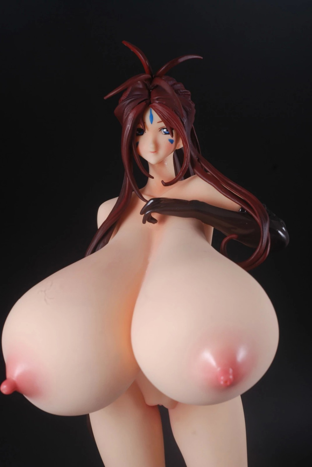 Sexy Anime Girl Huge Tits