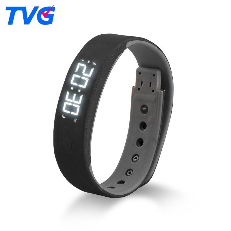 Helpful Tvg Brand Men Sports Watches Fashion Smart Wristband Digital Watch Men Ladies Children Women Led Bracelet Waterproof Wristwatch Watches