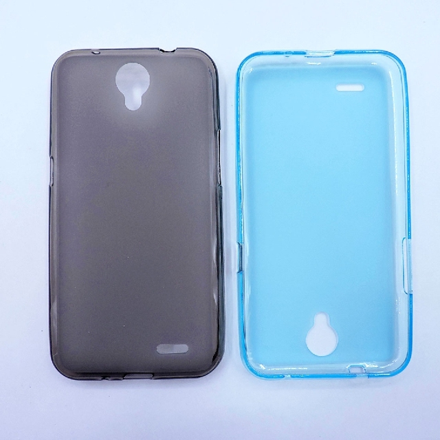 10pcs/lot soft case For ZTE N9136 fitted TPU Gel Cover back cover skin Silicone shell wholesale