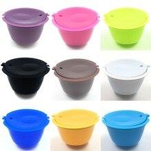 Новая многоразовая кофейная капсула, пластиковая многоразовая совместимая кофейная корзинка, 1 шт