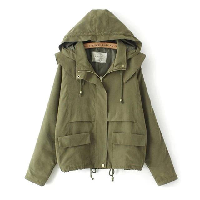 2016 new spring autumn plus size solid color thin short vintage female school outwear bomber jacket women coat casacos LH136