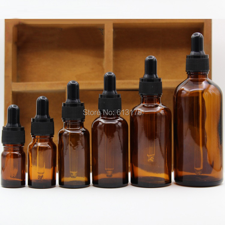 5ml,10ml,15ml,20ml,30ml,50ml,100ml Amber Glass bottles With Dropper,Empty Essential Oil Glass Vials Black Collar Black rubber 5ml 10ml 15ml 20ml 30ml 50ml 100ml diy black glass empty essential oil bottle high grade glass empty liquid dropper bottle