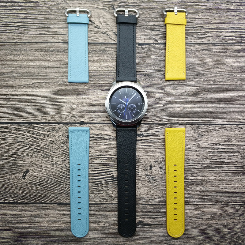 22mm Watch Strap For Huami Amazfit 1 2 Watch Band Colorful Watchbands For Samsung Gear S3 Wrist Bracelet For Huawei Watch 2 Pro цена и фото