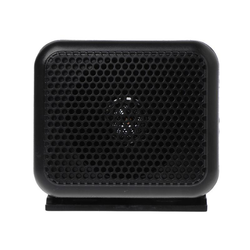 Universal Magnetic K-Head Car Mobile Radio External Speaker for Walkie Talkie Use SuppliesUniversal Magnetic K-Head Car Mobile Radio External Speaker for Walkie Talkie Use Supplies