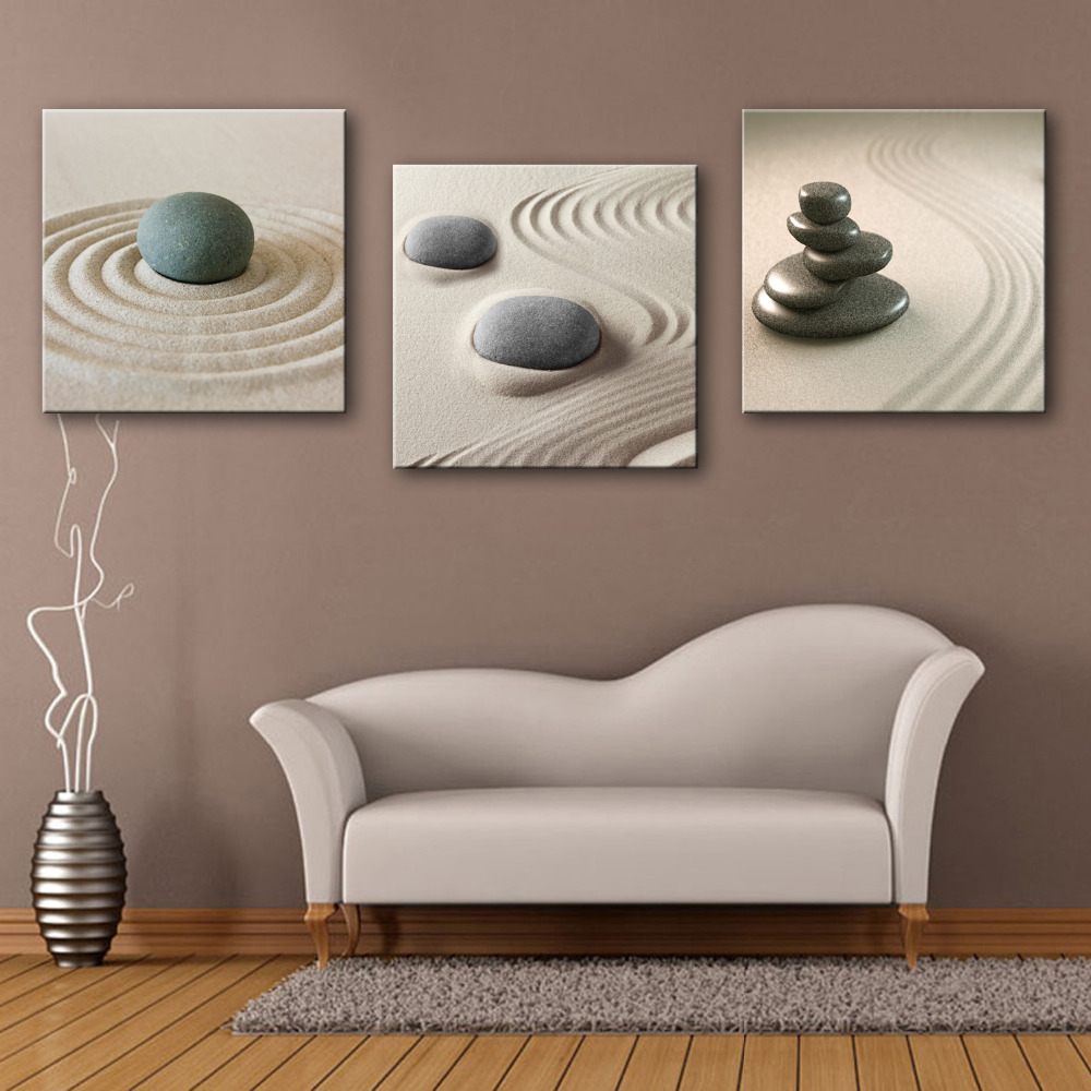Hd Oil Painting Desert Stone Decoration Painting Home Decor On Canvas Modern Wall Art Canvas Prints Poster Canvas Painting