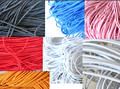 Choice 25meters 1MM Beading elastic Stretch Cord Beads Cord String Strap Rope Bead For shamballa Bracelet
