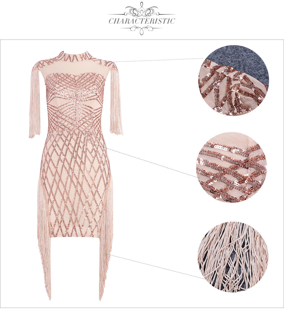 Dress Lace Summer Tassel 2