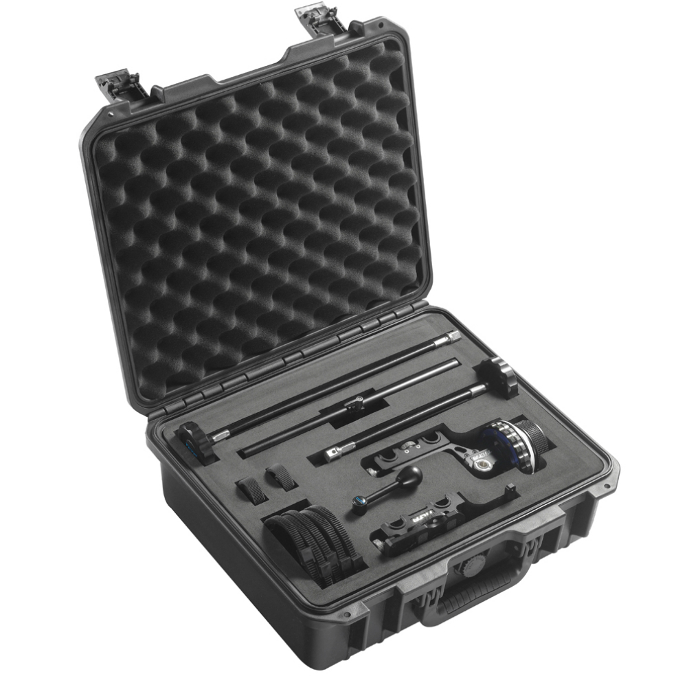 Tilta FF-T03 Follow Focus A/B follow focus Kit Quick release clamp + Cas pour DSLR HDV caméra Rig 5D4 POUR ROUGE ARRI SONY