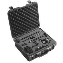 Tilta FF-T03 Acompanhamento Foco A/B follow focus Kit Quick release grampo + caso para DSLR camera HDV Rig 5D2 5D3 D800 BMCC