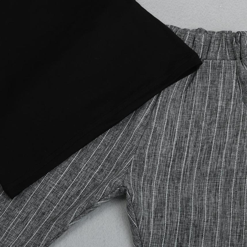 girl set pants summer 2PCS Baby Kids Girl Sleeveless Vest Tops T-shirt+Harem Pants Outfits Clothes Set ropa de nina size 3-7year 6