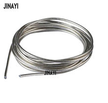 1/2/3/5m 10m RG405 RF Coaxial cable Semi-Flexible Wires Antenna RG405 .086 '' Cable 50ohm 20m 30m 50m
