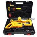 12 V elektrische auto jack und schlüssel hydraulische schnell ändern die artefakt ZS-K-07MW Tragbare auto jack toolbox 100 W 1 pc