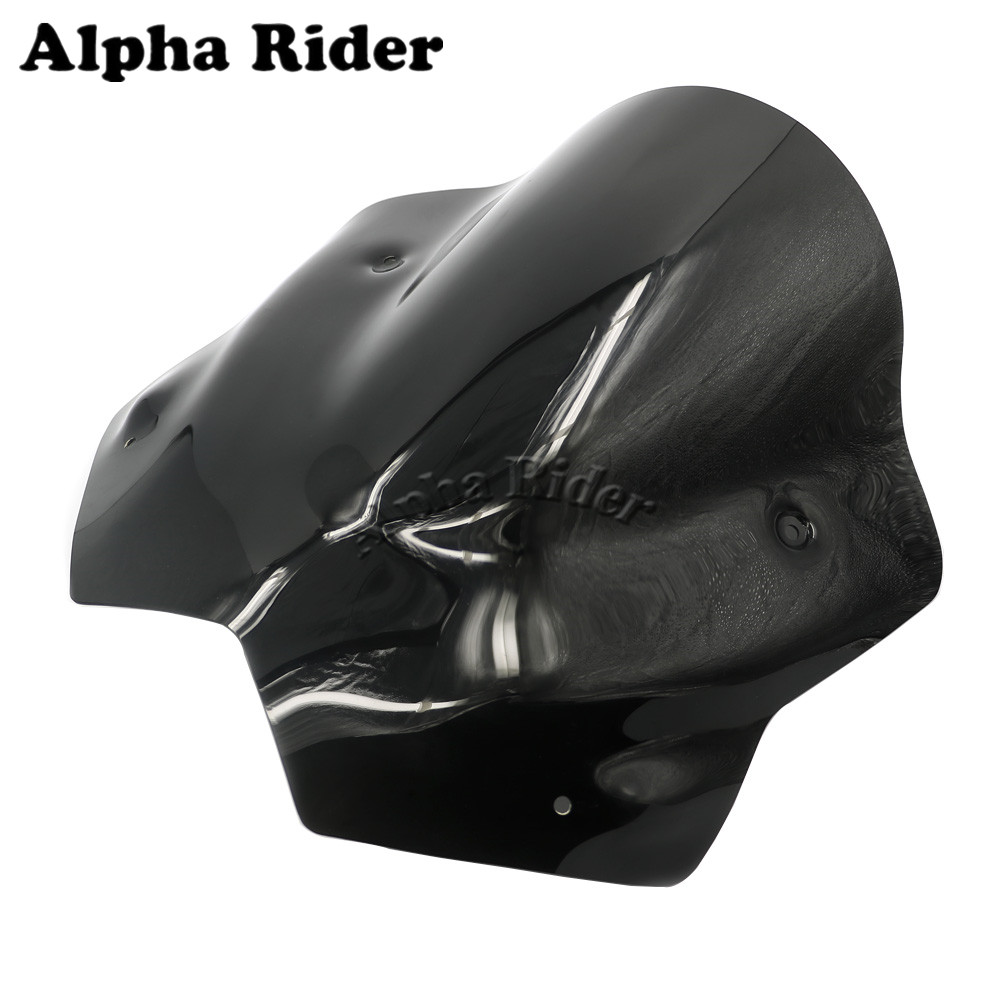 For Yamaha TMAX530 12 16 Windshield  Windscreen Wind Screen Deflector TMAX 530 TMAX 530 2012 2013 2014 2015 2016-in Windscreens & Wind Deflectors from Automobiles & Motorcycles    1