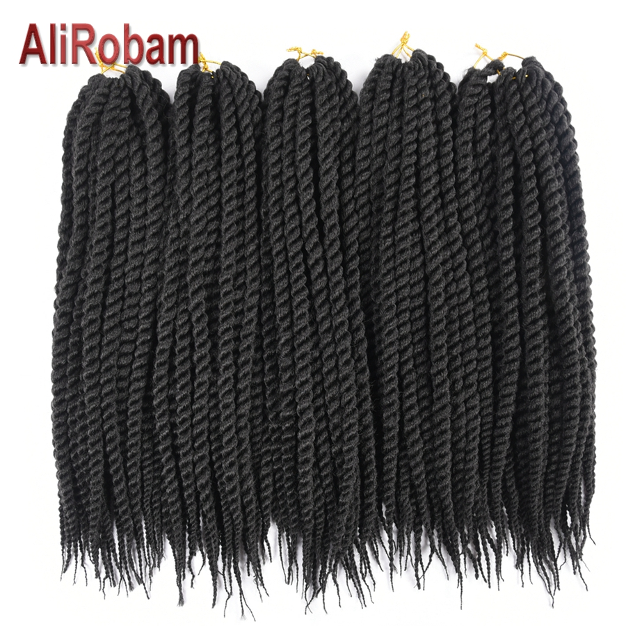 alirobam havana twist braid black