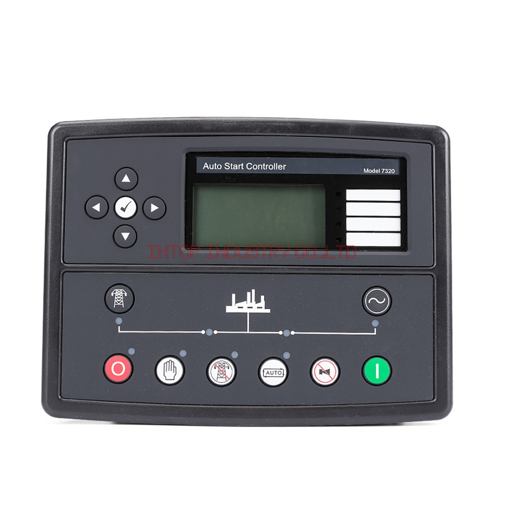 DSE7320 Deep sea controller DSE7320 Generator Genset Auto Start Control Module free shipping deep sea generator set controller module p5110 generator control panel replace dse5110