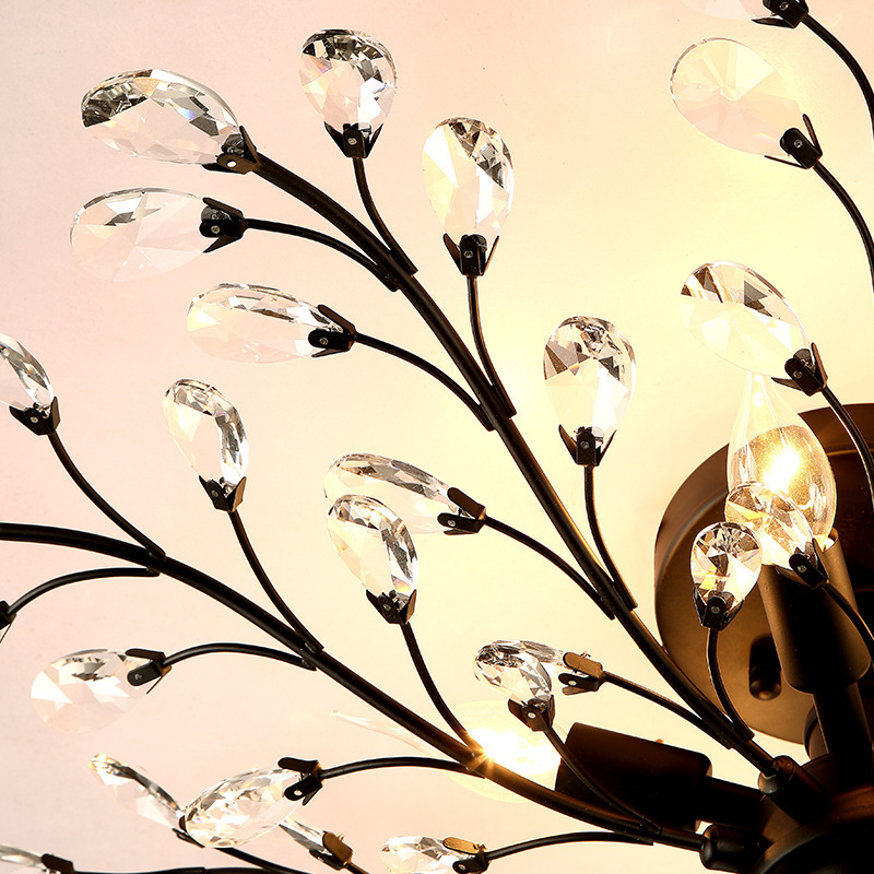 aliexpress koop vintage plafond verlichting ontwerp luces del